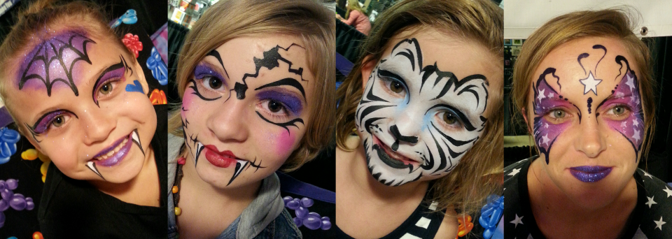 The BEST Face Painting In East Tennessee We Do Birthday Parties Childrens Event Festivals Throughout Knoxville Sevierville Dandridge And All